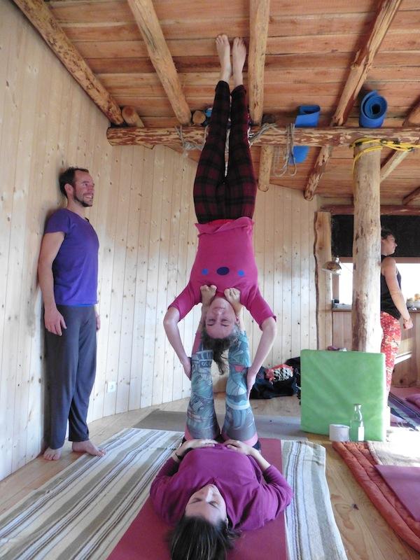 05- Des expériences anti-gravité ! (marcher au plafond)