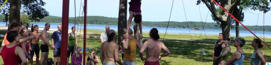 Convention acrobaties @ Ychoux | Sainte-Eulalie-en-Born | Aquitaine-Limousin-Poitou-Charentes | France