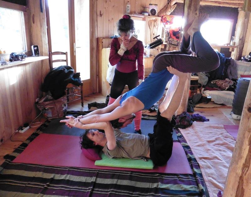 13-De l'acro-yoga thérapeutique, lunaire