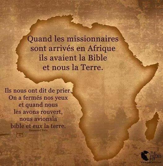 * Afrique