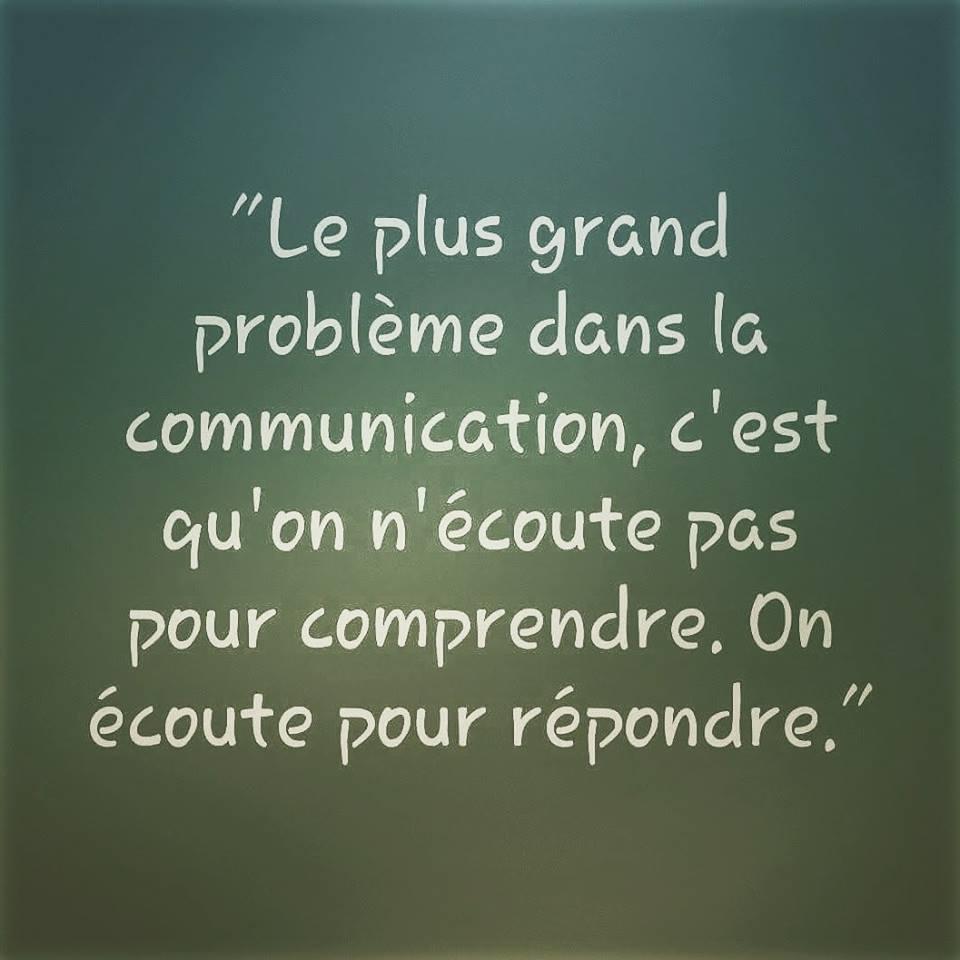 *( Communication