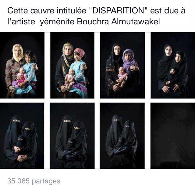 *( Disparition (Bouchra Almutawakel)