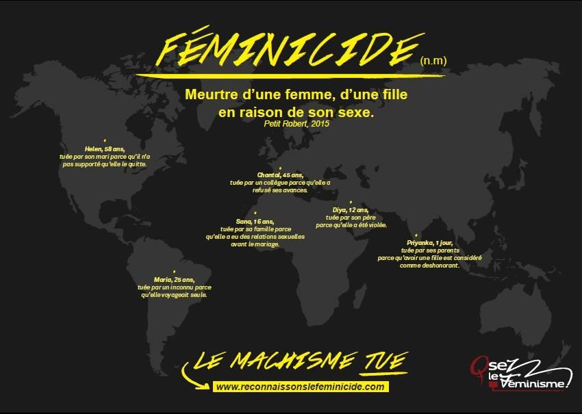 *( Féminicide (3)