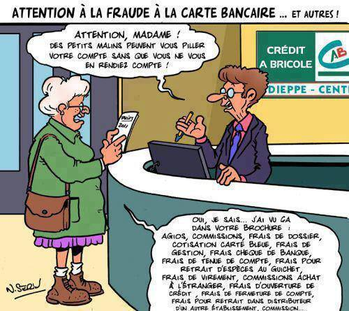 *( Fraude bancaire