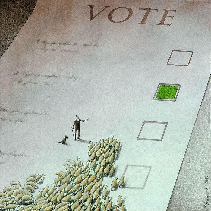 *( Kuczynskis - vote mouton