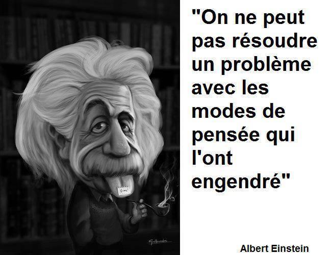 *( Problème (Albert Einstein)