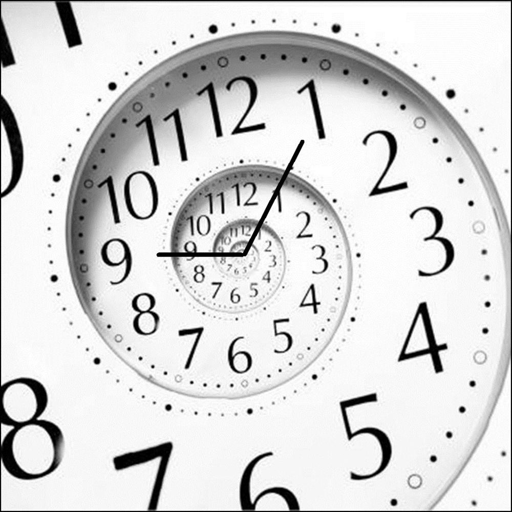 *( horloge spirale